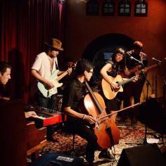 Katie Ferrara @ Room 5 | Los Angeles, CA | Photo by Justin Higuchi