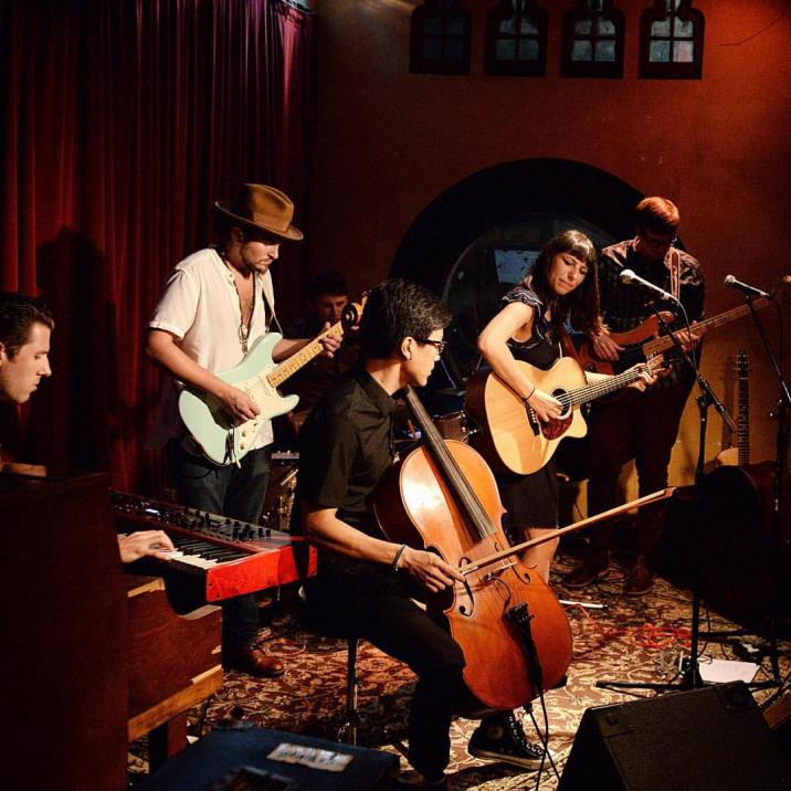 Katie Ferrara @ Room 5   Los Angeles, CA   Photo by Justin Higuchi